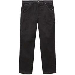 Vêtements Femme Pantalons 5 poches Dickies DK0A4XJHBLK1 Gris