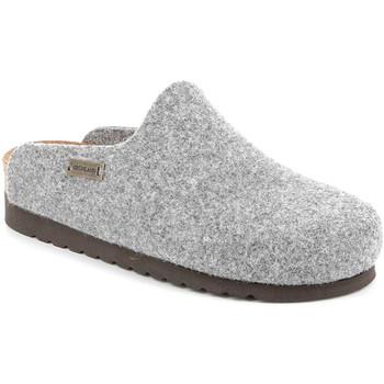 Chaussures Femme Chaussons Grunland CB2517 Gris