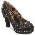Chaussures Femme Escarpins Miss L'Fire SHOWGIRL Noir