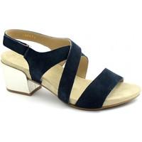 Chaussures Femme Sandales et Nu-pieds Benvado BEN-RRR-41001004-IP Platino