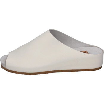 Chaussures Femme Mules Moma BH793 Blanc