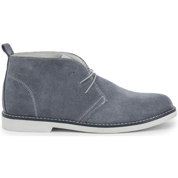 Chaussures Homme Boots Duca Di Morrone - 233d_camoscio Gris