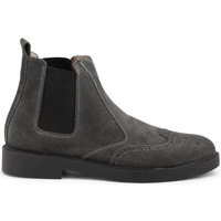 Chaussures Homme Boots Duca Di Morrone - 400d_camoscio Gris