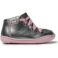Chaussures Fille Boots Camper Baskets cuir Peu Cami FW grismtallique