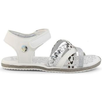 Chaussures Fille Sandales et Nu-pieds Shone - 7193-021 Blanc