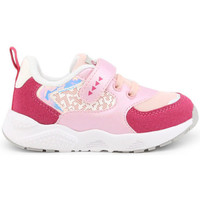 Chaussures Fille Baskets basses Shone - 10260-022 Rose
