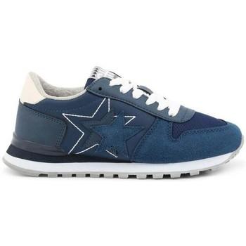 Chaussures Enfant Baskets basses Shone - 617k-016 Bleu