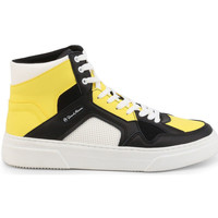 Chaussures Homme Baskets montantes Duca Di Morrone - nick Noir