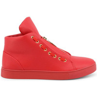 Chaussures Homme Baskets montantes Duca Di Morrone - dustin Rouge