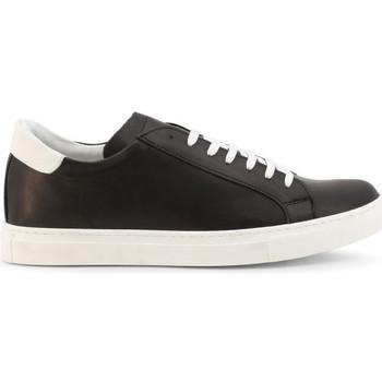 Chaussures Homme Baskets basses Duca Di Morrone - brando-pelle Noir