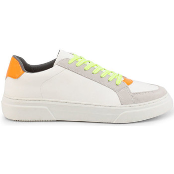 Chaussures Homme Baskets basses Duca Di Morrone - nathan Blanc