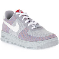 Chaussures Femme Baskets basses Nike 002 AIR FORCE 1 GS Nero