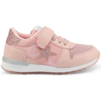 Chaussures Enfant Baskets basses Shone - 6726-017 Rose
