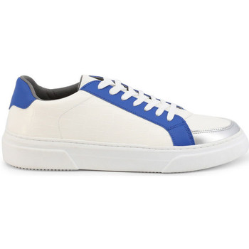 Chaussures Homme Baskets basses Duca Di Morrone - nathan_croc Blanc