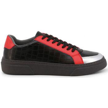 Chaussures Homme Baskets basses Duca Di Morrone - nathan_croc Noir