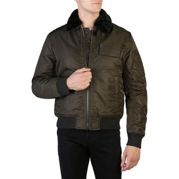 Vêtements Homme Blousons Calvin Klein Jeans - k10k102606 Marron