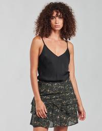 Vêtements Femme Tops / Blouses Ikks BN11265 Noir