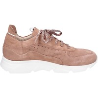 Chaussures Femme Baskets basses Moma BH812 Rose