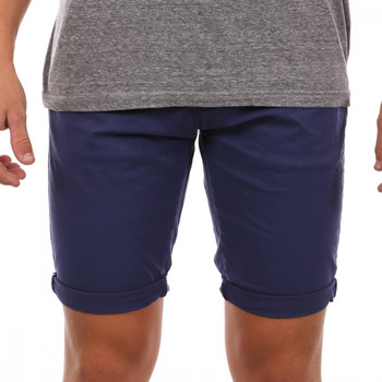 Vêtements Homme Shorts / Bermudas La Maison Blaggio MB-VENILI Bleu