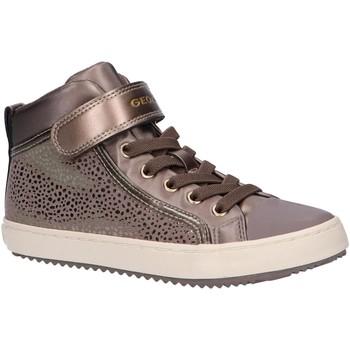 Chaussures Fille Baskets montantes Geox J744GI 0DHAJ J KALISPERA Beige