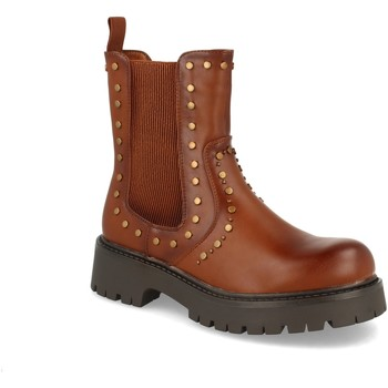 Chaussures Femme Bottines Ainy 4102 Camel