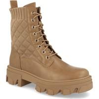 Chaussures Femme Bottines Ainy 9390 Kaki