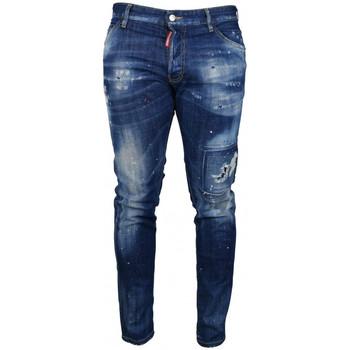 Vêtements Enfant Jeans slim Dsquared Cool Guy Jean Bleu
