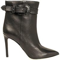 Chaussures Femme Bottines Patrizia Pepe  Noir