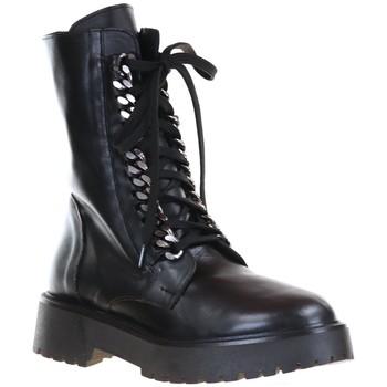 Chaussures Femme Bottines Impicci M02 Noir