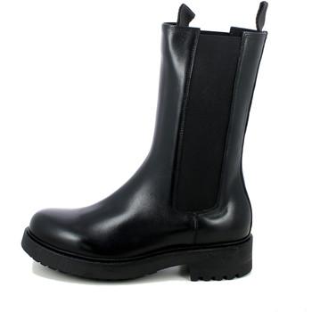 Chaussures Femme Bottines L'angolo IA303.01_36 Noir