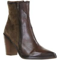 Chaussures Femme Bottines Little...la Suite F20370 Marron