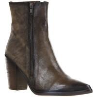 Chaussures Femme Bottines Little...la Suite F20370 Taupe