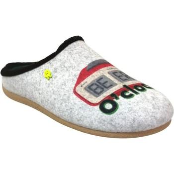 Chaussures Homme Chaussons Hot Potatoes Bezau Gris clair