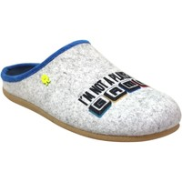 Chaussures Homme Chaussons Hot Potatoes Absarn Gris clair