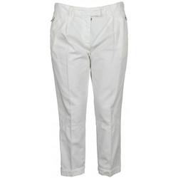 Vêtements Enfant Jeans droit Prada Pantacourt Blanc
