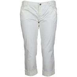 Vêtements Enfant Chinos / Carrots Prada Pantacourt Blanc