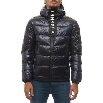 Vêtements Homme Doudounes Vuarnet IGUAZU-AMF20233C01 Blu black