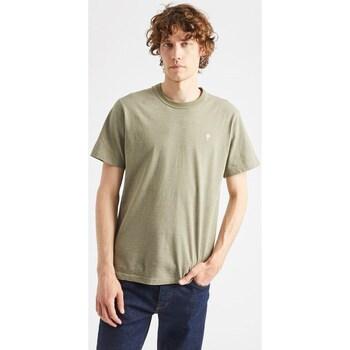 Vêtements Homme T-shirts manches courtes Faguo Lugny Vert