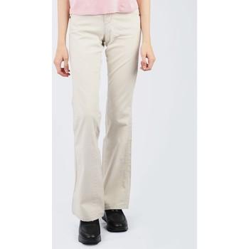 Vêtements Femme Pantalons Wrangler Eve W28797210 kremowe