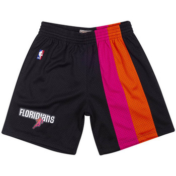 Vêtements Shorts / Bermudas Les Iles Wallis et Futuna Short NBA Miami Heat 2005-06 M Multicolore