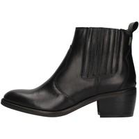 Chaussures Femme Bottines Dakota Boots DKT73 NOIR