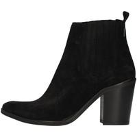 Chaussures Femme Bottines Dakota Boots DKT24 NOIR
