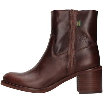 Chaussures Femme Bottines Dakota Boots C12 MARRON