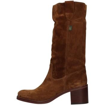 Chaussures Femme Bottes ville Dakota Boots C1 MARRON