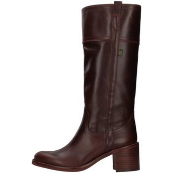 Chaussures Femme Bottes ville Dakota Boots C11 MARRON