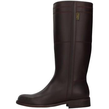 Chaussures Femme Bottes ville Dakota Boots 300-LU CUIR
