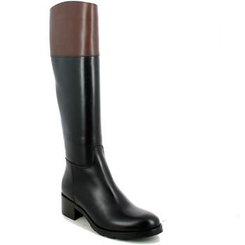 Chaussures Femme Bottes ville L'angolo GJ218.01_36 Noir