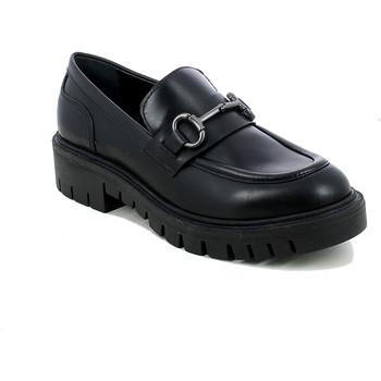 Chaussures Femme Mocassins L'angolo GJ255.01_37 Noir