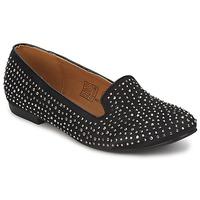 Chaussures Femme Ballerines / babies Buffalo DUKKE Noir