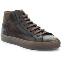 Chaussures Homme Baskets montantes Doucal's Baskets Hautes Brown